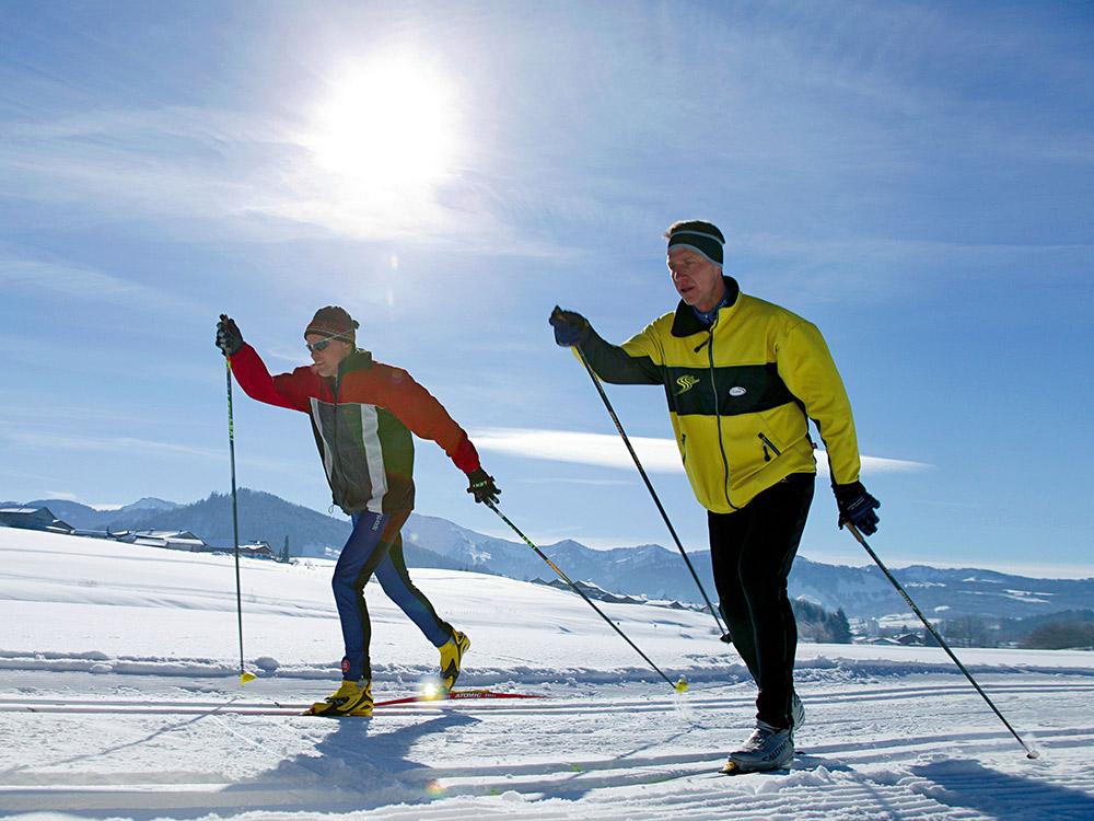 Oberstaufen_Langlauf
